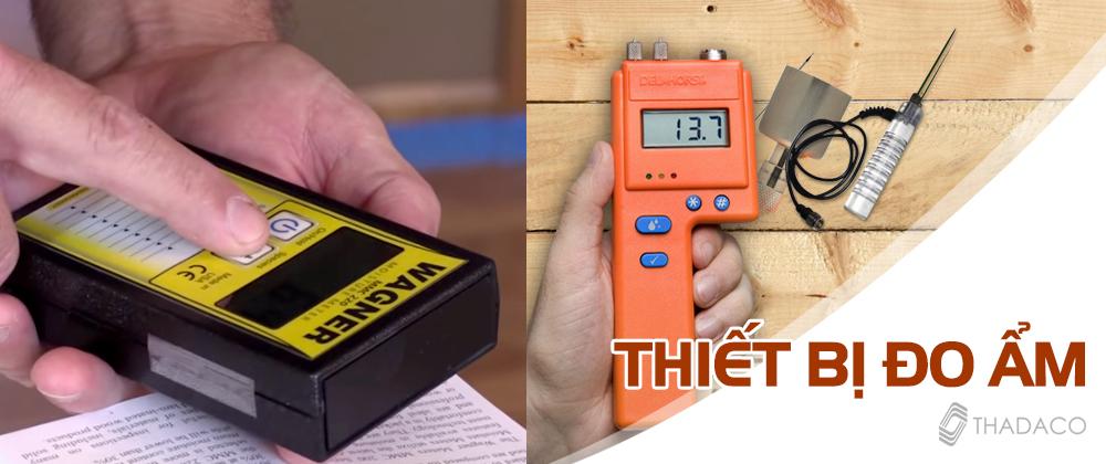 Thiết bị đo và điều khiển ẩm